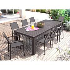 Table De Jardin 10 Personnes by Table Jardin Extensible Jardin U003e Tables De Table En Teck