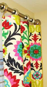 waverly santa maria desert flower curtains 25 x 63 84 90 96