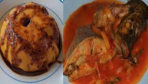 cuisine sauce ivoirienne de la semaine foufou à la sauce