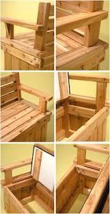 Deck Storage Bench Tidewater Workshop Stowaway Storage Bench Outdoor Storage Bench