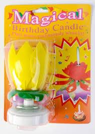 amazing happy birthday candle the amazing singing opening flower happy birthday candle pink
