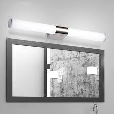 Applique 3 Lumières De Salle Moderne Led Salle De Bains Luminaires Lumières 8 W Sur Miroir