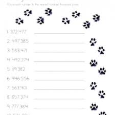 free rounding worksheets 4th grade rounding to the nearest hundred thousand worksheet teaching