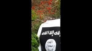 Black Jihad Flag Kelli Burning The Jihad Flag I Challenge You Youtube