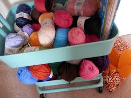 second hand susie a crochet trolley