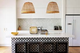 backsplash cement tiles for kitchen shades of stylish cement