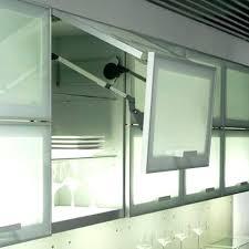 porte de cuisine en verre meuble cuisine haut porte vitree finest meuble cuisine verre meuble