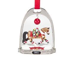 winter 2011 stirrup ornament