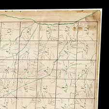 carolina maps caswell county school districts 1868