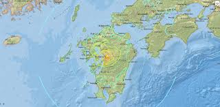 Usgs Real Time Earthquake Map Strong 7 0 Magnitude Earthquake Hits Japan Tsunami Warning Issued