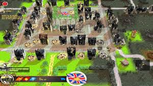 Ww1 Map Battle Academy 1918 The Spring Offensive Wwi Map Youtube