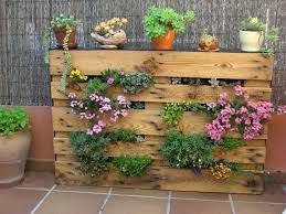 Garden Pallet Ideas Vertical Pallet Flower Garden Surprising Pallet Gardens Style And