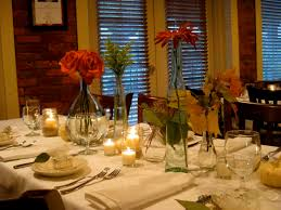 thanksgiving table setting ideas dinner decorations