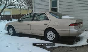 1998 toyota camry 1998 toyota camry information and photos zombiedrive