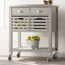 Stainless Steel Prep Table With Drawers Kitchen Islands U0026 Carts You U0027ll Love Wayfair