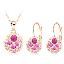 best earrings best deal 2016 new 18k gold plated pendant earrings jewelry