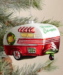 vacation rv ornament rainforest islands ferry