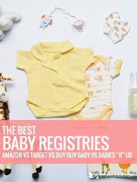 stores with registries what s the best baby registry popular online and in store