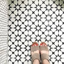The Powder Room Cambridge Cement Tile Shop Encaustic Cement Tile Atlas Ii Home Powder
