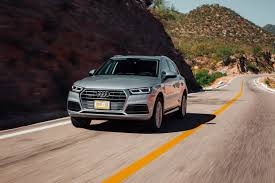 Audi Q5 6 Cylinder - audi of america announces pricing for updated 2017 model year