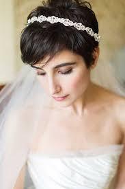 25 wedding hairstyles for short hair pixie cut short hair and