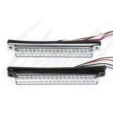 universal led tail lights universal integrated signal led tail light bar