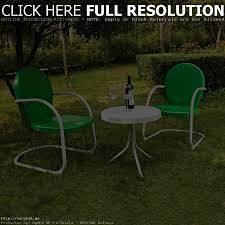 Metal Retro Patio Furniture by Retro Lawn Chairs Lowes Best Chairs Gallery