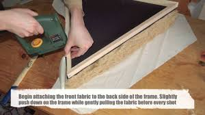 do it yourself u0027green u0027 triangular corner bass traps youtube