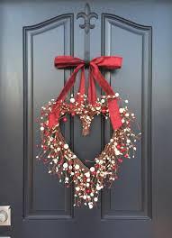 valentines wreaths wreath valentines day decor valentines gift valentines