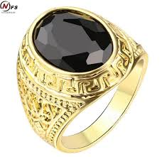 aliexpress buy gents rings new design yellow gold nfs competitive price unique design yellow gold color great wall