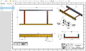 draftsight floor plan borders on multiple sheets u2014 onshape