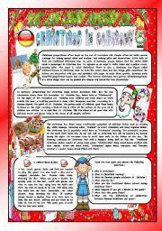christmas around the world part 8 u2013 germany b u0026w version