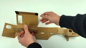 Home Design 3d Instructions by Google Cardboard Assembly Step By Step Instructions Youtube