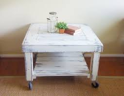 shabby chic side table shabby chic tables modern in my bucket industrial coffee table on