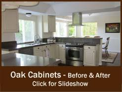 paint oak kitchen cabinets boise kitchen cabinet painting residential interior exterior