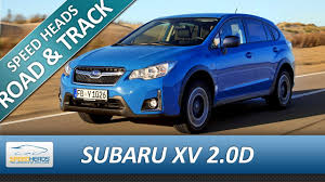 subaru lifestyle subaru xv 2 0d test 147 ps fahrbericht review speed heads