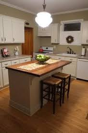 Buffet Kitchen Island From Buffet To Rustic Kitchen Island Paint Colors Love This And