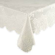 lace tablecloth bed bath beyond