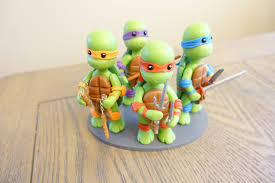 tmnt cake topper turtles cake topper party decorations turtles