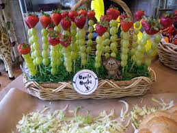 Vegetable And Fruit Decoration 14 Fabulous Jungle Party Ideas To Thrill Your Little Monkeys