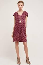 maeve clothing lyst maeve paz tunic dress in