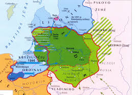 Map Of Lithuania Ethnic Borders Of Lithuania Archive The Apricity Forum A