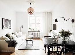 Small Living Dining Room Ideas Top 25 Best Living Dining Fascinating Small Living And Dining Room