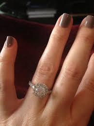 gabriel and co engagement rings show me your halo e ring weddingbee