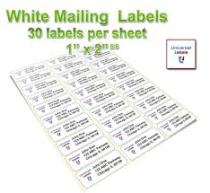 33 Labels Per Sheet Template by Search Your Favorite Templates Here