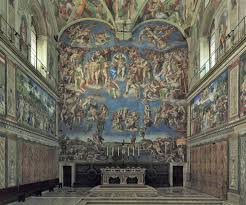 building history of the sistine chapel