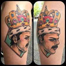 tattoo queen photos freddy mercury tattoo queen best tattoo ideas gallery