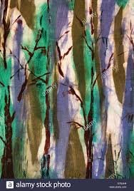 themed artwork partial up of colourful wax batik artwork nature themed