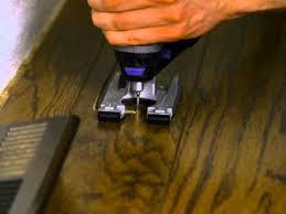 cutting laminate floor the dremel trio