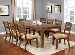 loon peak city of creede 9 piece dining set wayfair